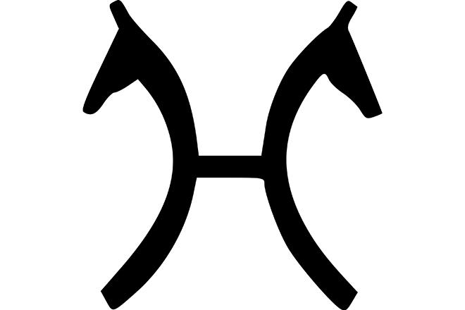 Знак Ганноверских коней